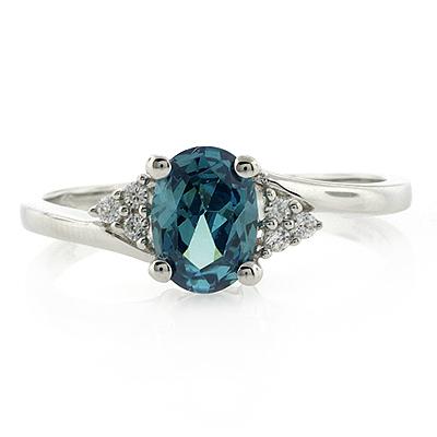 Alexandrite Ring | SilverBestBuy