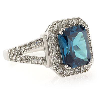 emerald cut alexandrite engagement ring www pixshark