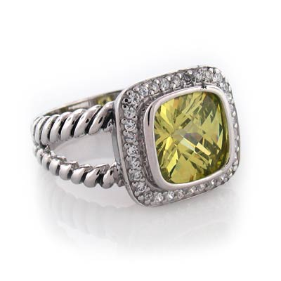 Inspired citrine ring for David yurman inspired jewelry rings