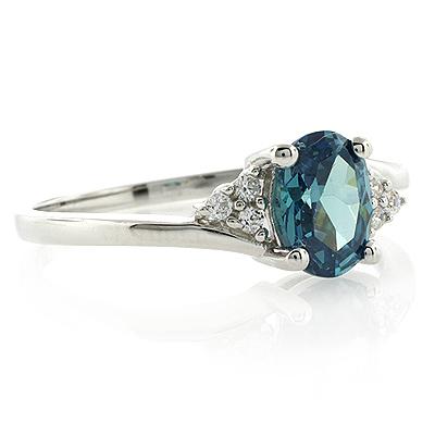 Alexandrite Size  Ring