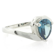 Engagement Solitaire Alexandrite Ring