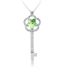 Amazing Swarovski Key Necklace