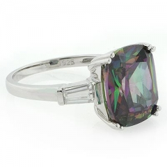 Mystic Topaz Collection Ring