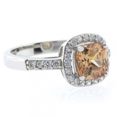 Change Color Sapphire Ring