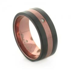 Barraca Titanium Ring