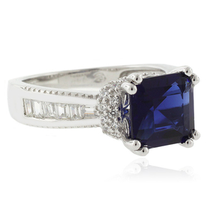 Majestic Sapphire Ring