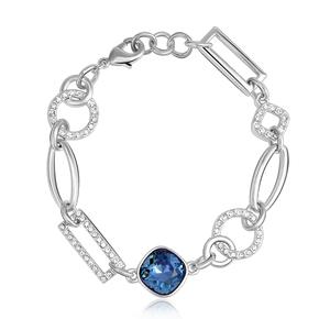 Beautiful Bracelet With Swarovski