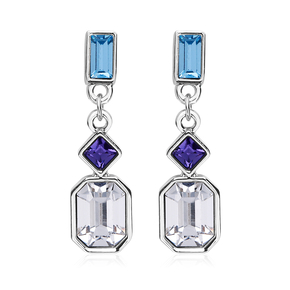 Beautiful Swarovski Crystal Earrings