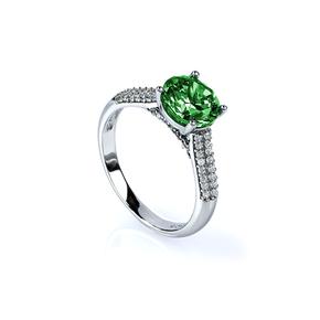 Zultanite Solitaire Ring