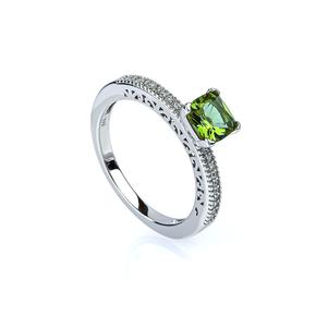 Zultanite Stackable Ring