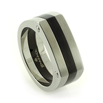 Barraca Stainless Steel Ring